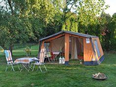 Il campeggio anni '70