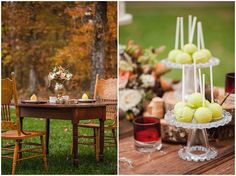 Autumn Wedding Inspiration - http://fabyoubliss.com/2015/01/06/autumn-wedding-inspiration