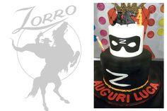 Torta Zorro le mie torte