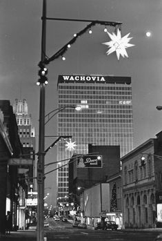 Christmas Memories in Winston-Salem: Part 2 - Winston-Salem Piedmont Airlines, Winston Salem North Carolina, Old Pictures, Old Town, Forsyth County, Places To Visit, Memories, History, Bulletin Board