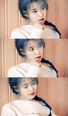 K Pop, Iu Short Hair, Cute Wallpaper For Phone, Kdrama Actors, Just Girl Things, Korean Celebrities, Tumblr Girls, Korean Singer, Hair Inspo