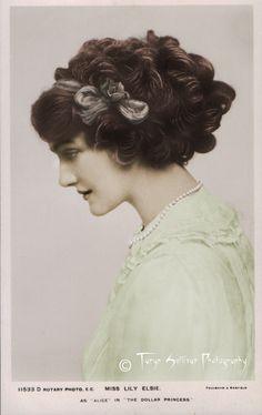 Lily Elsie (1910)