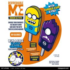 Refreshable Me T-Shirt | $10 Despicable Me tee at RIPT today only!