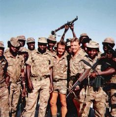 -Koevoet ! Special Ops, Special Forces, Military Life, Military History, West Africa, South Africa, Troops, Soldiers, Black Mass
