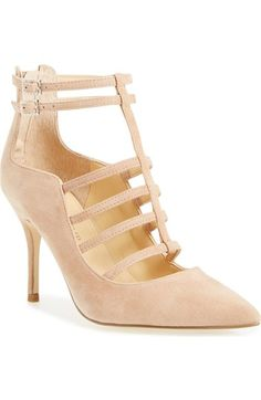 Ivanka Trump 'Domin' T-Strap Pump (Women) available at #Nordstrom