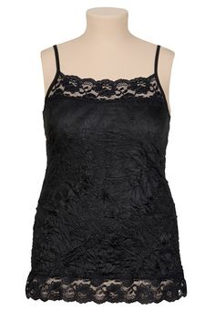 Crinkle Cami - maurices.com  I think I have one in every color!