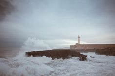 Fort de la Calette lighthouse by Amine Fassi