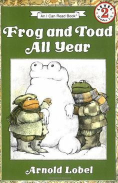 Frog and Toad All Year (I Can Read Book 2) by Arnold Lobel, http://www.amazon.com/dp/0064440591/ref=cm_sw_r_pi_dp_Rgwsqb1ZHMZ3T