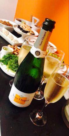 Champagne Bar, Veuve Clicquot, Wine, Drinks, Bottle, Food, Drinking, Beverages, Flask