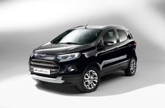 Bookings start for #Ford #EcoSport with more powerful 1.5L diesel & without spare wheel -