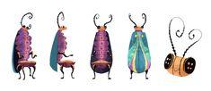 Chris Turnham. Art created for Coraline.