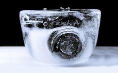 Frozen camera wallpaper