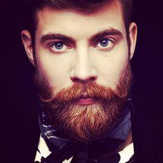 """hairygingerman: """" ginger beard """""""