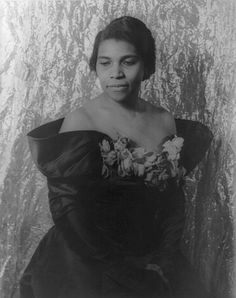 Famed contralto Marian Anderson made her debut at the Metropolitan Opera in New York City on January 7, 1955, as Ulrica in Verdi's Un ballo in maschera. She was the first African American to perform with the company.  Anderson was born in Philadelphia on February 27, 1897 and began her musical training at the age of six with the Union Baptist Church choir. Rejected by a local music school because of her race, Anderson had private voice lessons funded by her family, church, and friends…