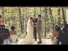 PostOak Lodge wedding {Tulsa wedding video} - YouTube