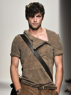 would have loved it in white! or black :)) but none the less rough! cool. Bottega Veneta S/S 2011