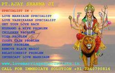 Astrologer India Love Marriage Specialist Bihar 7340790814 Ajay Sharma - Patna , India - dooLEEnoted.com