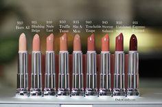 Maybelline nude lipsticks