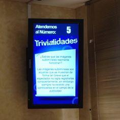 Digital Signage integration - Trivia and queue management