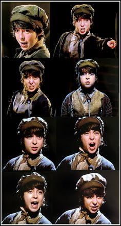 Les Miserables 25th aniversary Gavroche. The BEST Gavroche. Played by Robert Madge.