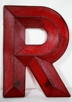 R for RED♥