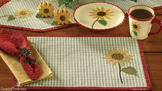 Sunny Day Kitchen Decorating Theme by Park Designs at The Country Porch