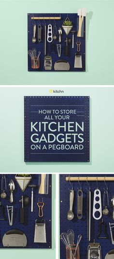 Here's what you do if you have limited drawer space in your kitchen.