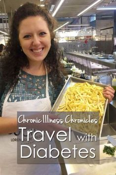 For my Chronic Illness Chronicles guestblogger Crystal shares her story on travel with Diabetes Type 1 and what to pack when you travel with diabetes with /xmedianochex/