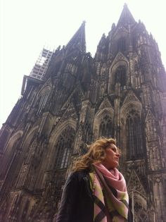 Soaking in the last of Germany today... Off to the UK tomorrow! Photo - Grace Potter | Lockerz