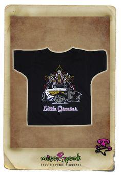 Little Greaser Boys Tee | MamaSan Apparel