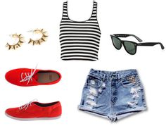 """Sem título #4"" by bruna-m98 ❤ liked on Polyvore"