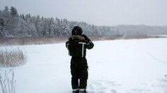 Illegal border crossing RUS-FIN. Syrian men brave North Karelia's freezing cold in asylum bid via @YLE