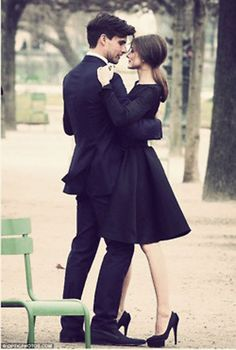 I like the idea of doing fancy/classy engagement photos as well as ones that are more laid back and fun/cute