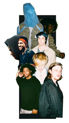 All-American Boyband and collective Brockhampton drop their debut mixtape, All-American Trash. All American Trash, All American Boy, Hip Hop And R&b, Music Promotion, Champion, Mixtape, Cool Bands, Pretty People, Music Artists