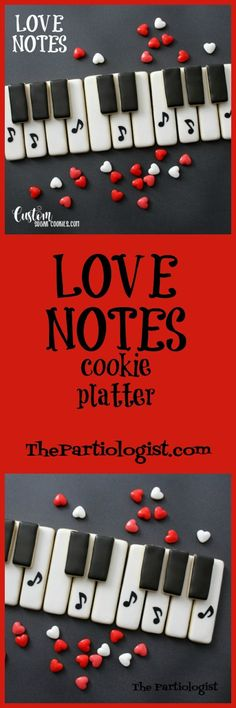 The Partiologist: Love Notes Cookie Platter! Valentine Treats, Valentines, Cookie Decorating, Decorating Tips, Cookie Cake Designs, Cookie Ideas, Iced Sugar Cookies, Natural Candles, Cut Out Cookies
