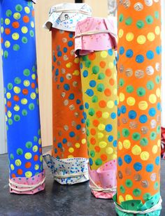 Australia Crafts For Kids Around The World Crafts For Kids, Around The World Theme, Celebration Around The World, Around The Worlds, Aboriginal Art For Kids, Aboriginal Education, Aboriginal Dot Painting, Rain Stick Crafts, Rain Crafts