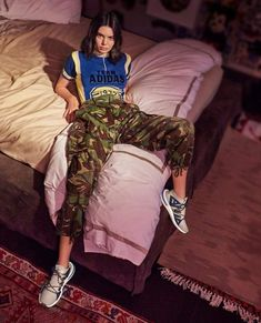 queenkendall-jenner: Kendall for Adidas Originals Arkyn Kendall Jenner Style, Vestido Kendall Jenner, Kendall Jenner Adidas, Kendall And Kylie, Kendalll Jenner, Kardashian Jenner, Estilo Jenner, Sneakers Street Style, Sneakers Fashion