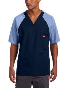 Cute Scrubs, Lab Coats, Medical Scrubs, Scrub Tops, Black Tops, Work Wear, Tank Man, Sleeves, Mens Tops