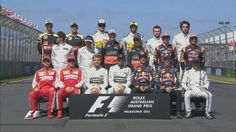 Complete Format 2015 F1 Drivers