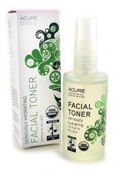Hydrating Toner - 2 oz - Liquid by Acure Organics. $12.99. Tone down dry, irritated skin with this hydrating alcohol-free toner! With the soothing effects of organic chamomile + calendula to calm pores and soften skin, this toner won't strip the skin's natural acid mantle. Acure Organics. Hydrating Toner by Acure Organics 2 oz Liquid Hydrating Toner 2 oz Liquid Product Tone down dry irritated skin with this hydrating alcohol-free toner With the soothing effects...