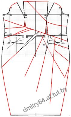 """un link ***MERAVIGLIOSO *** Esempi Di Modelli SVILUPPATI Silla disegnati di base di Abiti in """"Cutter"""""""