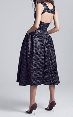 Maticevski Spring/Summer 2015 Trunkshow Look 21 on Moda Operandi
