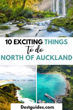 Traveling to North of Auckland, New Zealand and wondering what to? Here are the best things to do in Auckland for an amazing trip.   Best things to do North of Auckland  things to do in Auckland, New Zealand  Auckland city things to do  places to visit in Auckland  things to do in Auckland city  Auckland new Zealand things to do   what to do in Auckland New Zealand  Auckland places to visit  Auckland New Zealand places to visit #Destguides New Zealand Itinerary, New Zealand Travel Guide, Travel Guides, Travel Tips, Travel Destinations, New Zealand Landscape, Beautiful Places To Travel, Ultimate Travel, South Pacific