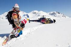 snowboarding- Travis Rice