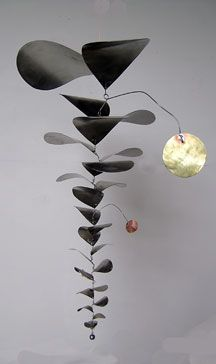 Vertical Mobiles Hanging Art by Timothy Rose