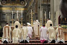 World Day of Religious #BXVI #Missa #Mass