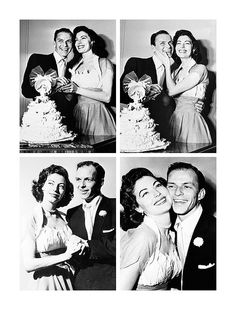 {great love stories № 11 | frank sinatra & ava gardner} by {this is glamorous}, via Flickr