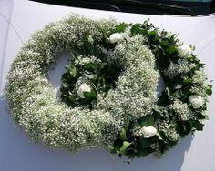 Wedding Cars, Dream Wedding, Floral Decorations, Floral Wreath, Wreaths, Weddings, Flowers, Home Decor, Cars