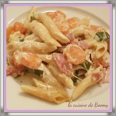 Penne, carrots and zucchini at St Moret ww (Cookeo) - La cuisine de Boomy - Recettes sales - Vegetarian Recipes High Protein Vegetarian Recipes, Vegetarian Recipes Dinner, Veggie Recipes, Healthy Recipes, Cooking Mustard Greens, Protein Dinner, Dinner Healthy, Zucchini, Dinner With Ground Beef