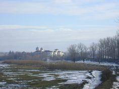 Comana Monastery, in winter Romania, Coco, Snow, Country, Winter, Nature, Outdoor, Beautiful, Winter Time